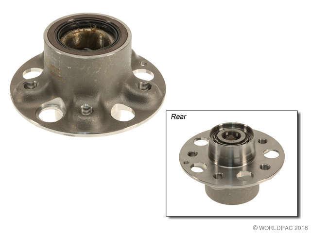 Febi Wheel Bearing and Hub Assembly