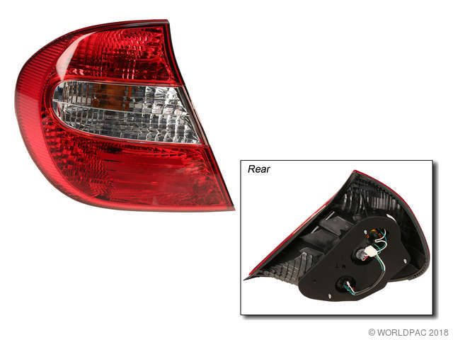 VAIP - Vision Lighting Tail Light Assembly