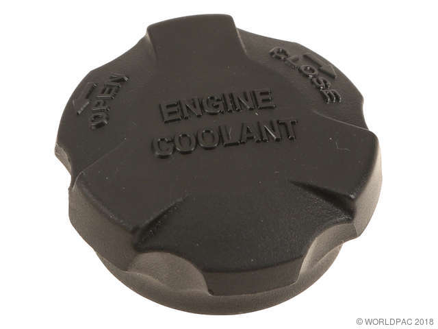 Genuine Engine Coolant Reservoir Cap