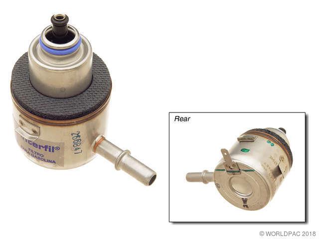 Interfil Fuel Injection Pressure Regulator