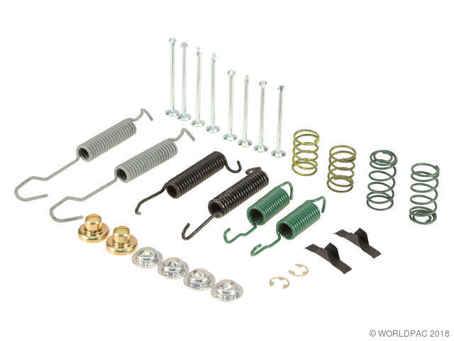 ACDelco Drum Brake Hardware Kit
