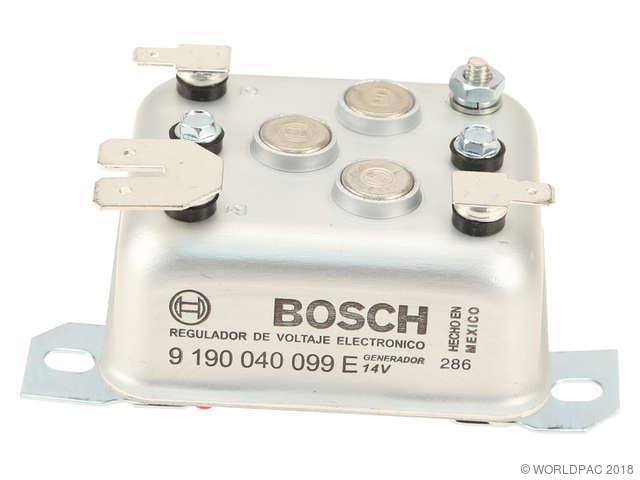 Bosch Voltage Regulator
