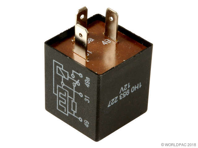 APA/URO Parts Turn Signal Relay