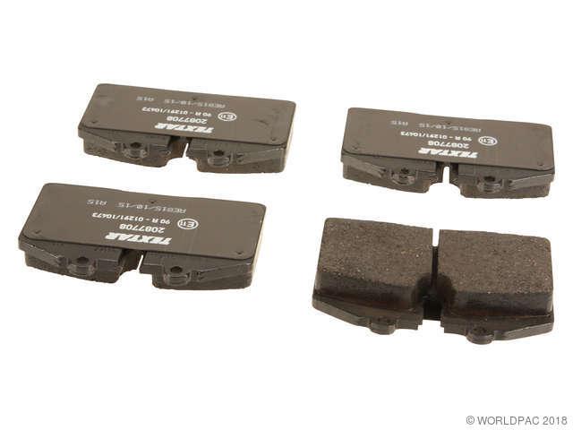 Textar Disc Brake Pad Set