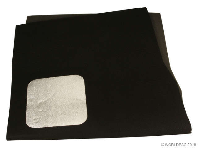 Original Equipment Hood Insulation Pad