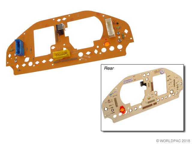 Programa Instrument Panel Circuit Board