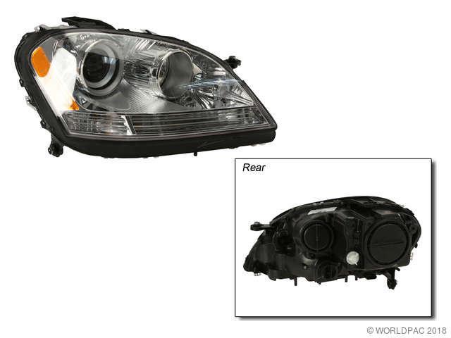 Mercedes benz ml350 headlight assembly for Mercedes benz ml350 headlight bulb