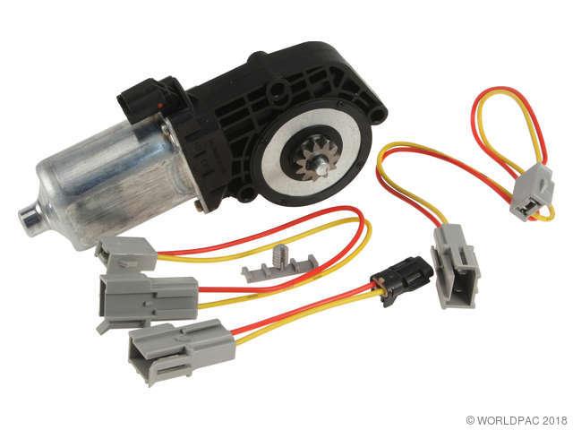 Ford mustang window motor for 2000 mustang window regulator