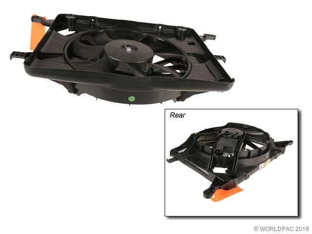 VDO Engine Cooling Fan Assembly
