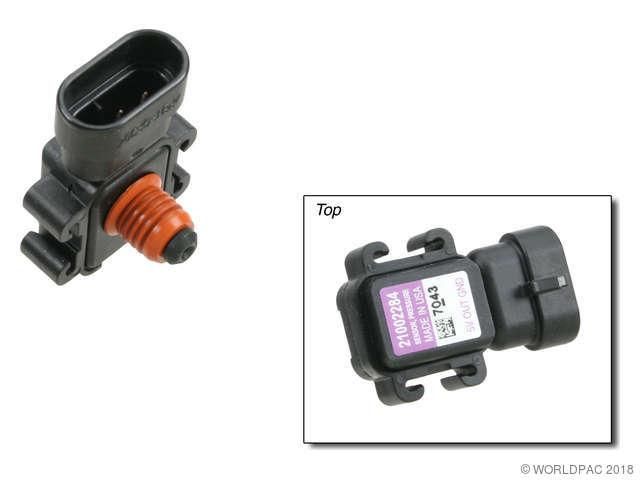 Delphi Manifold Absolute Pressure Sensor