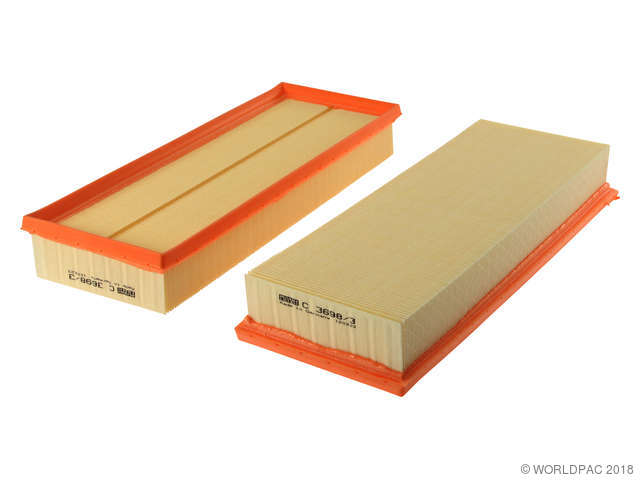 Mann-Filter Air Filter Kit