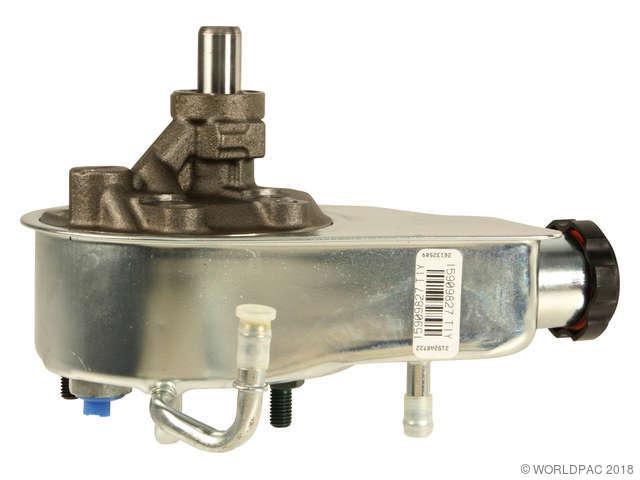 2007 Gmc Acadia Power Steering Pump From Carsteering