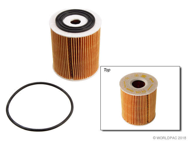 Mahle Engine Oil Filter Kit