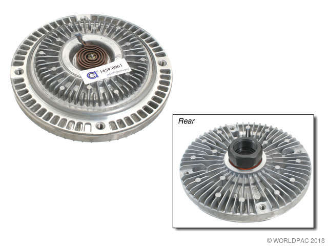ACM Engine Cooling Fan Clutch