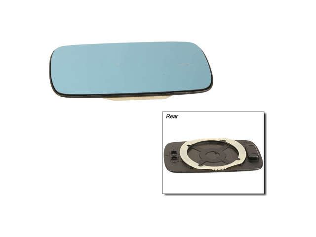 Aftermarket Door Mirror Glass