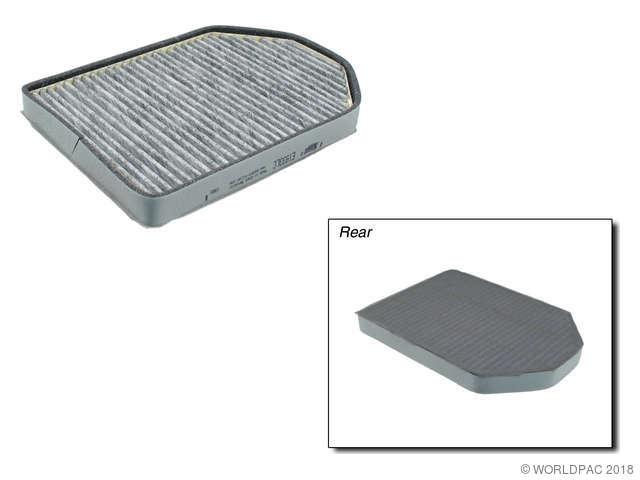 Hengst Cabin Air Filter Set