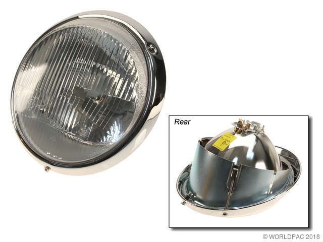 Original Equipment Headlight Assembly