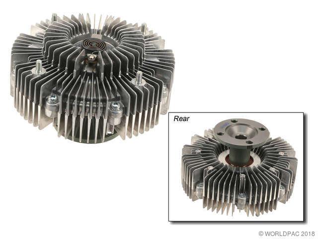 AISIN Engine Cooling Fan Clutch