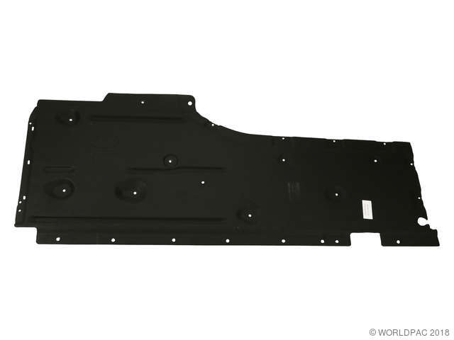 Aftermarket Undercar Shield