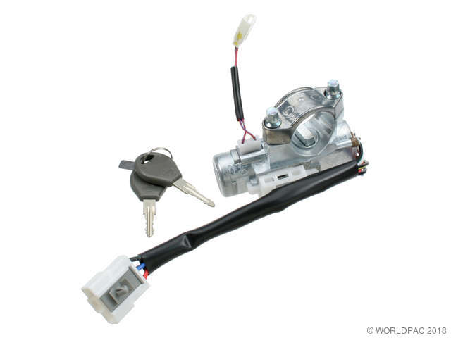 Original Equipment Ignition Lock Assembly