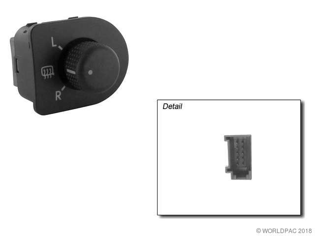 Vemo Door Mirror Switch