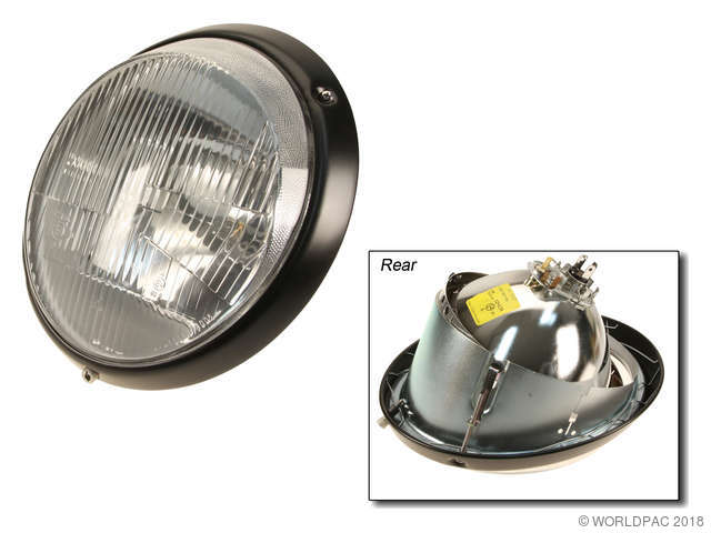 Original Equipment Headlight Assembly