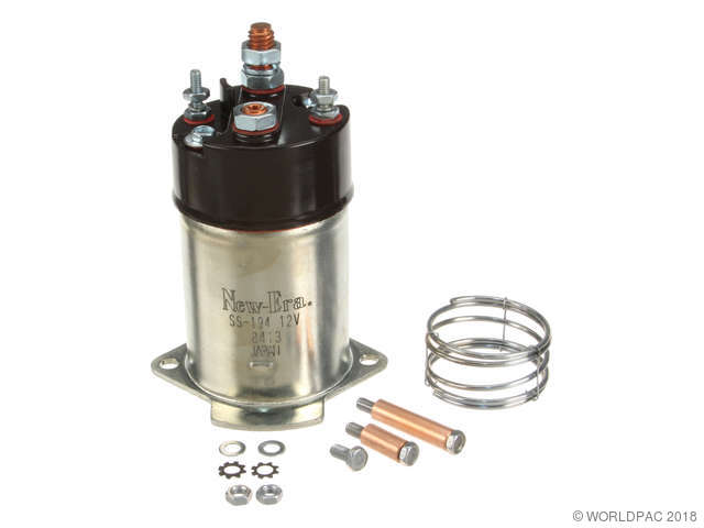 New Era Starter Solenoid