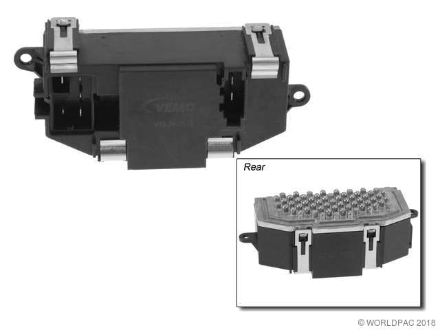 Vemo HVAC Blower Motor Regulator