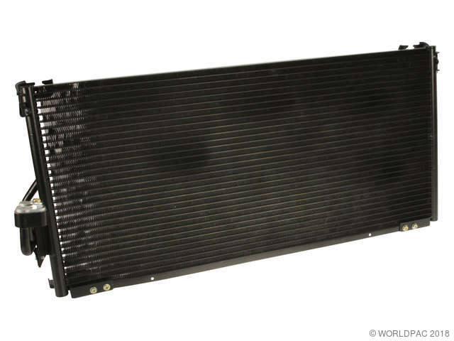 TYC 4635 Mitsubishi//Eagle Parallel Flow Replacement Condenser