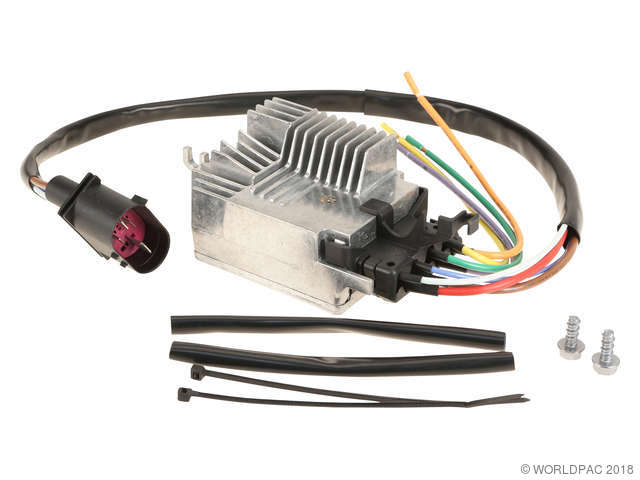 Engine Cooling Fan Controller-Natural Hayden 3653