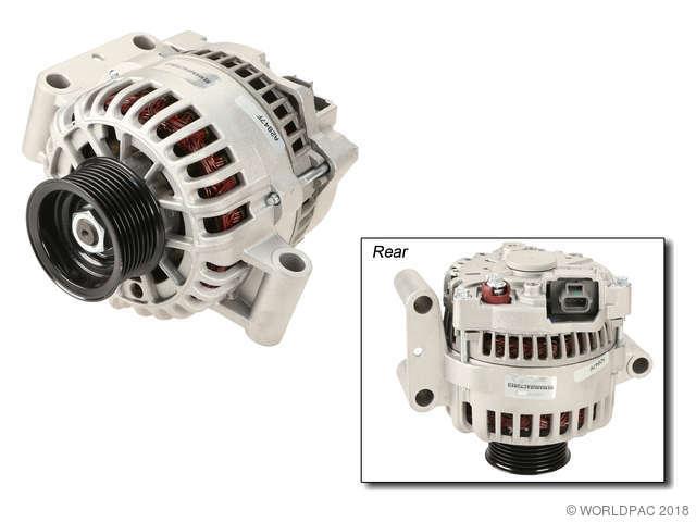 Motorcraft Alternator