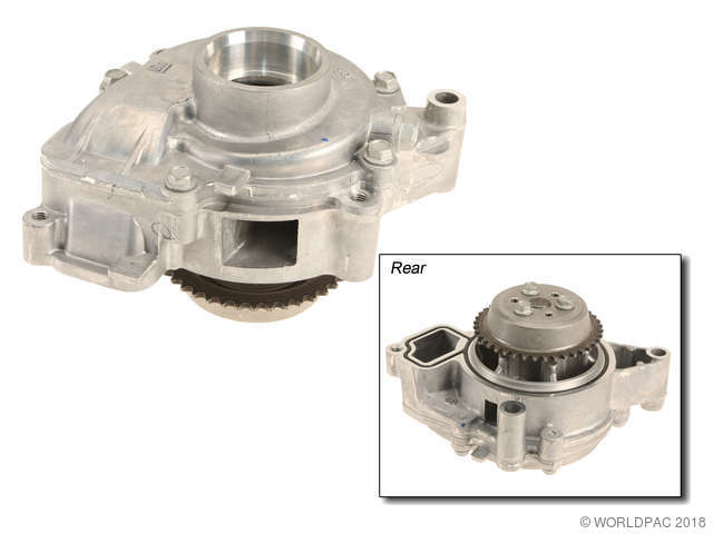 ACDelco Engine Water Pump