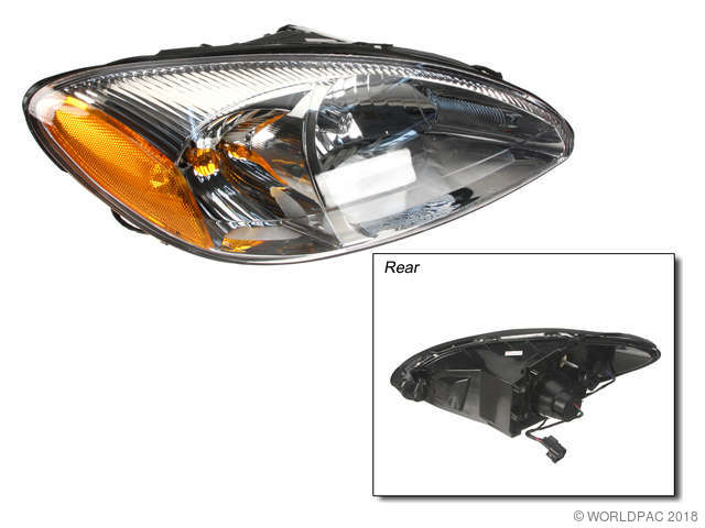 ford taurus headlight assembly. Black Bedroom Furniture Sets. Home Design Ideas