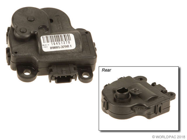 ACDelco HVAC Air Inlet Door Actuator