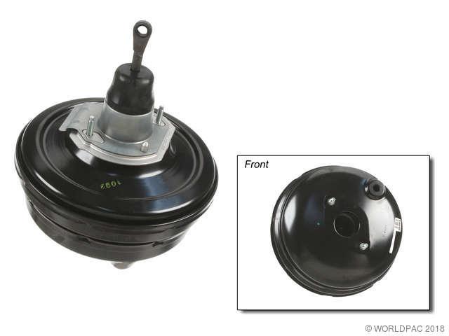 ATE W0133-1836397 Power Brake Booster