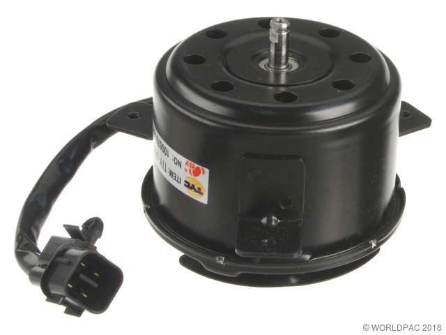 TYC Engine Cooling Fan Motor