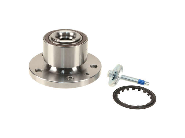 Professional Parts Sweden Wheel Bearing and Hub Assembly