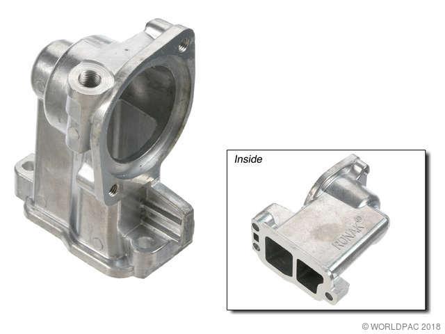 MTC Engine Coolant Thermostat Housing