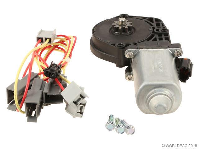 Motorcraft Power Window Motor