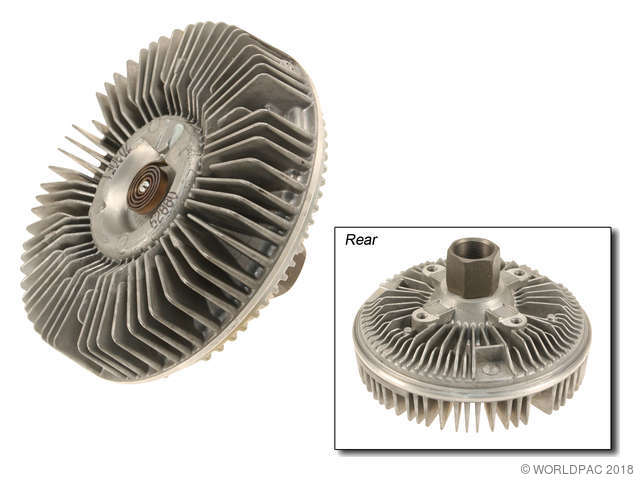 Engine Cooling Fan Clutch-New PREMIUM Perfect fit Behr Hella Service 376734021