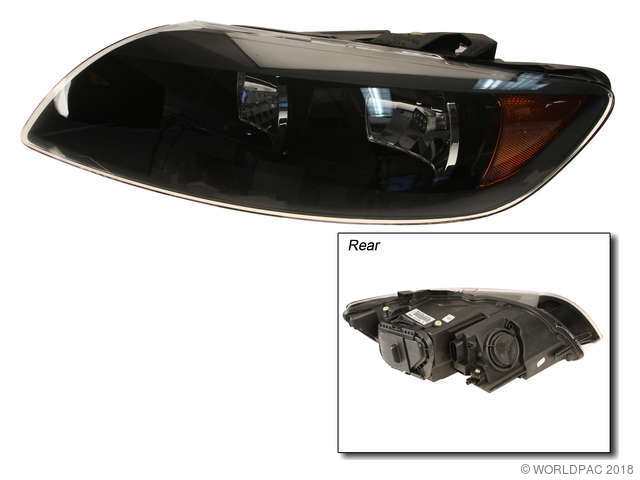 Valeo Headlight Assembly