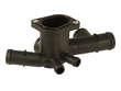 APA/URO Parts Radiator Coolant Hose Flange