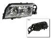 APA/URO Parts Headlight Assembly