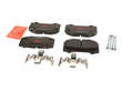 TRW Disc Brake Pad Set