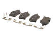 Jurid Disc Brake Pad Set