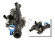 ACDelco Engine Coolant Outlet Flange