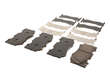 Motorcraft Disc Brake Pad Set