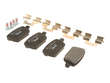 Textar Disc Brake Pad Set