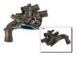 Gates Engine Coolant Thermostat / Water Outlet Assembly