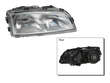 Professional Parts Sweden Headlight Assembly
